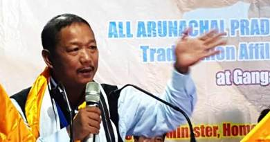 Itanagar: Felix announces reward of Rs 10 lakh to encourage drivers to obey traffic rules