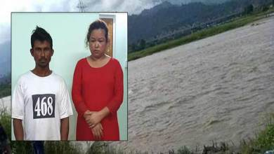 Itanagar- 2 arrested including a woman in Dikrong rape and murder case