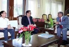 Arunachal: Governor reviews road connectivity