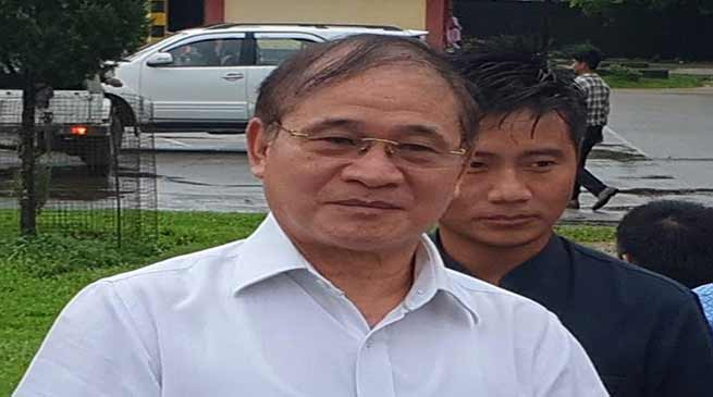 Arunachal: Nabam Tuki denies official information on CBI case