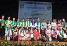 Itanagar: Work for development of state- Bamang Felix