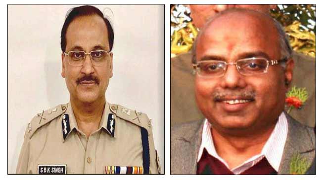 Arunachal Pradesh: Chief Secretary and DGP transferred