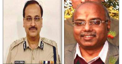 Arunachal Pradesh: Chief Secretary and DGP transferred