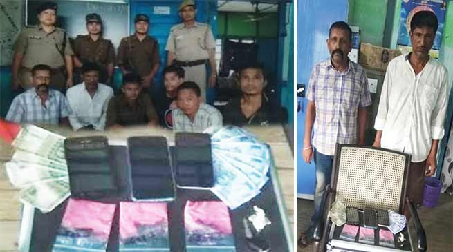 Arunachal: 4 drug peddler, 2 NSCN(IM) OG cadre apprehended
