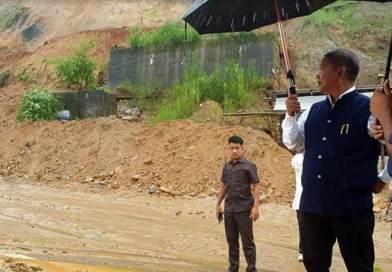 Arunachal: Khandu expresses grave concern over Landslide incidents