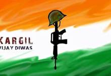 Arunachal Governor extend tributes to the martyrs of the Kargil War