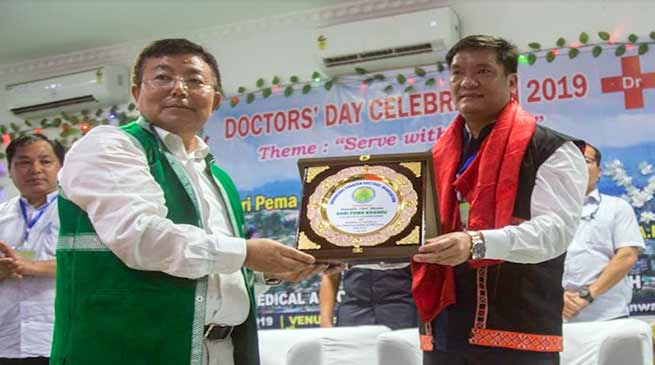 Arunachal: Khandu sets target of Rs 2500 Cr revenue generation during 2019-20