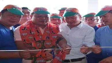 Double engine govt will develop Arunachal in phase manner- Kumsi Sidisow