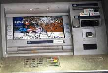 Itanagar: Miscreants vandalized ATM near AP Civil Secretariat