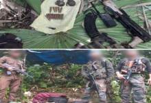 Photo of Nagaland: AR destroyed NSCN (I-M) hideouts, huge cache of arms recovered