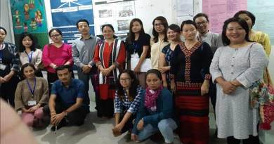 Arunachal: Mrs Jaweplu Chai, Chairperson DLSA, Yupia Visits OWA