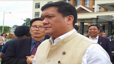 Photo of Arunachal: Construction of Potin-Pangin (TAH) is a concern of state govt-Pema Khandu