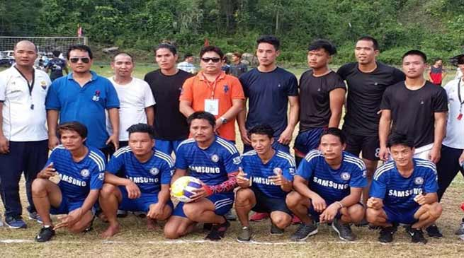 Arunachal: Summer cup volleyball championship-2019 concluded
