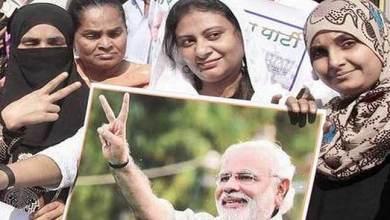 Photo of Pema Khandu credits PM Narendra Modi for Triple Talaq Bill