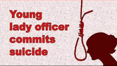 Photo of Arunachal: Young lady officer commits suicide by hanging herself at her residence