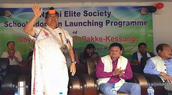 Arunachal: Human resource is the key of all success- Bengia Tolum