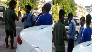Photo of Itanagar: One IRBN Personnel arrested for misbehaving traffic warden