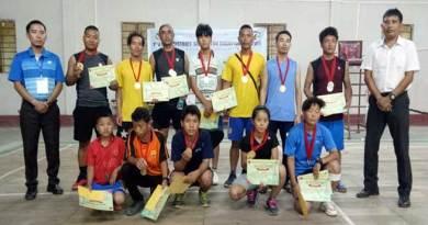 Arunachal: Kamle dist level Badminton championship concluded