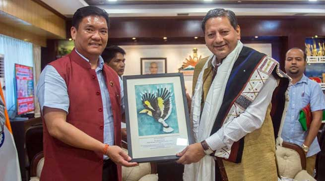 LBSNAA offers assistance in management and development of Arunachal Pradesh through its disposition