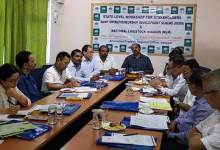 Photo of Itanagar: NABARD Organised State Level Workshop for DEDS & NLM