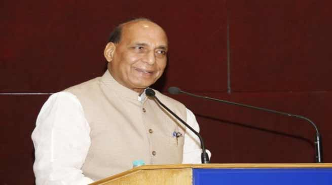 Our Armed Forces are fully prepared to meet any security challenges – Rajnath Singh
