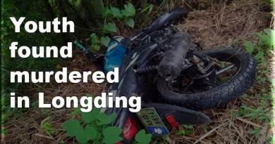 Arunachal: Youth found murdered in Longding