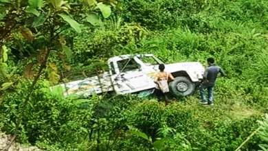 Photo of Arunachal: 1 dead, 23 injured after Bolero carrying players meets with accident