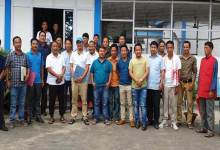"Itanagar: Felix holds ""Janata Darbar "" on every Saturday for his constituency's people"