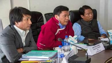 Photo of Topmost priority is road communication in Arunachal- Pema Khandu