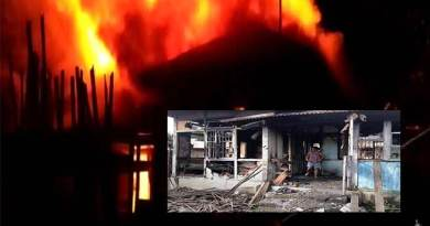 Arunachal: 2 houses gutted in Fire in Shantinagar, Kimin