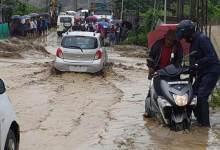 Photo of Itanagar: Mudslide block several roads in capital complex