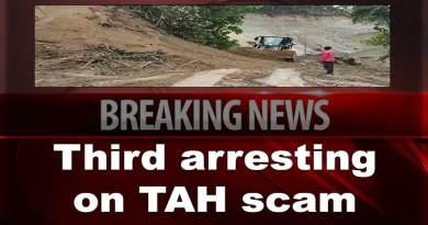 Trans Arunachal Highway (TAH) scam: SIC arrested ADO