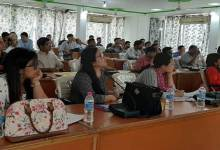 Photo of Itanagar: Training for district level master trainer for electors verification programme held