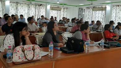 Itanagar: Training for district level master trainer for electors verification programme held