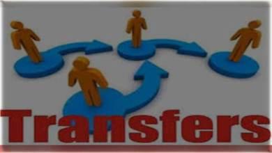 Photo of Itanagar:  5 APCS officers transferred
