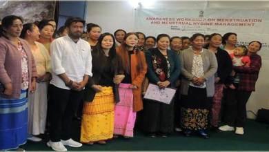Photo of Awareness on Menstrual Hygiene Management held at Tawang