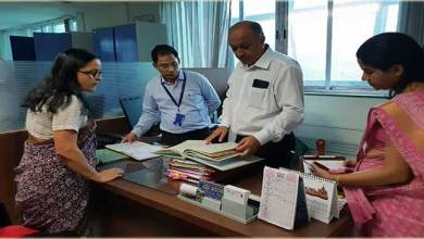 Itanagar: CS inspects various Offices of Civil secretariat