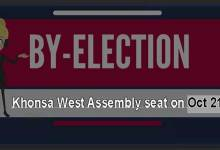 Photo of By-elections to Khonsa West Assembly seat on Oct 21