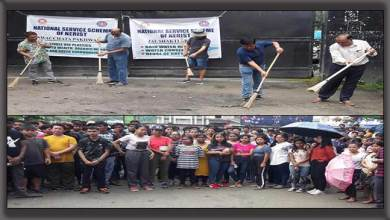 Photo of Arunachal: NSS Cell of NERIST Conducts mass cleaning campaign