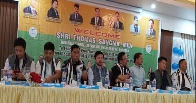 Arunachal: NPP felicitates Party's elected MLAs