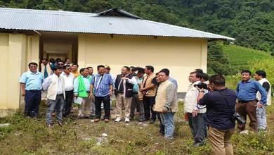 Photo of Arunachal: NES adopted Raga Higher Secondary School in Kamle dist