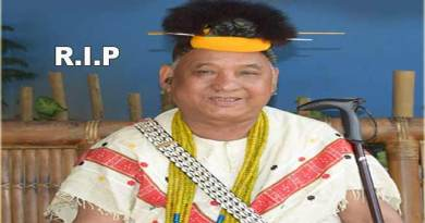 Arunachal: Renowned priest, GB and social worker Taba Nyer passes away