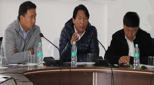Tawang Festival 2019: Meeting held for preparation
