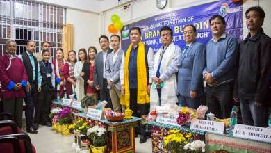 Photo of Arunachal: Khandu inaugurates Apex Bank building at Bomdila