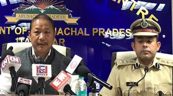 HAA is an initiative with'Chalo Banaye Behtar Arunachal'- Bamang Felix