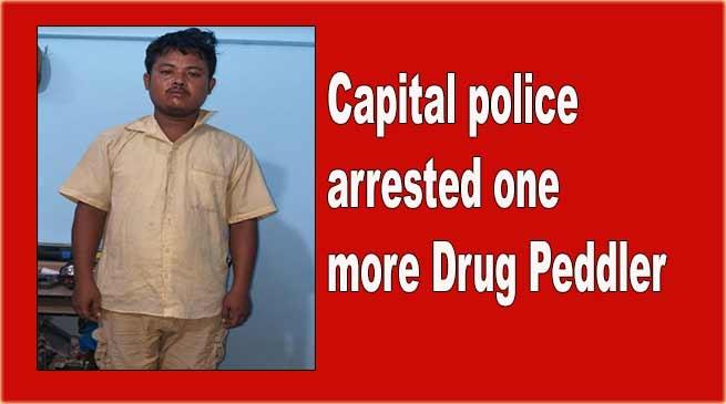 Itanagar: Capital police arrested one more Drug Peddler