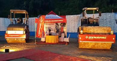 First Ever Construction Equipment Show at Itanagar