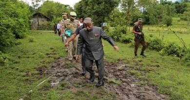 Arunachal: Governor visits Vijoynagar