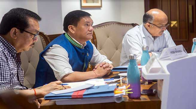 Arunachal: Khandu cabinet approves HAMARA ARUNACHAL ABHIYAN