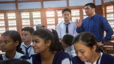 Photo of Arunachal: CM conducts surprise inspection of School in ESS sector